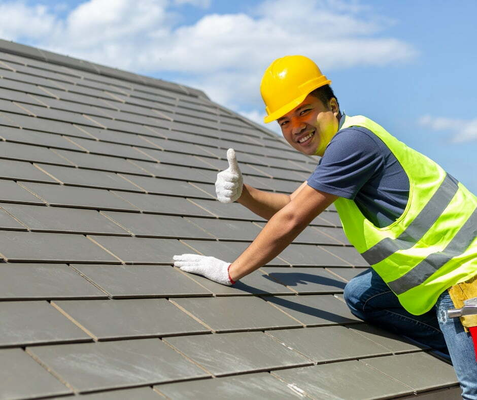 The Average Cost of Roof Repairs