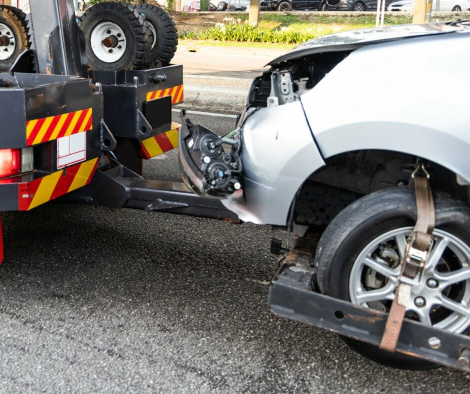Why You Need A Tow Truck After An Accident